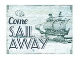 Sail Away Giclee Print