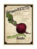 Vintage Beet Seed Packet Giclee Print