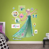 Elsa - Frozen Fever Wall Decal