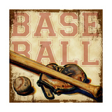 Baseball Giclee Print