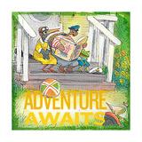 Adventure Awaits 1 Giclee Print
