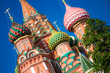 Saint Basil's Cathedral Posters by Petit Group