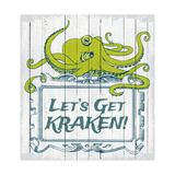 Let's Get Kraken Giclee Print