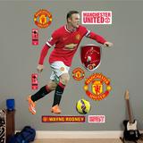 Wayne Rooney - No. 10 Wall Decal