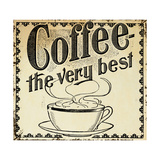 Best Coffee Giclee Print