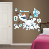 Olaf Collection - Frozen Fever Wall Decal