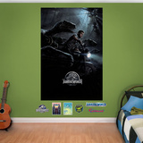 Jurassic World Chase Mural Wall Mural