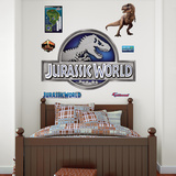 Jurassic World Logo Wall Decal