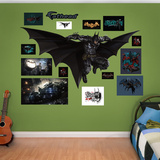 Batman Leap: Arkham Knight Wall Decal