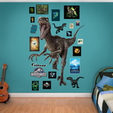 Velociraptor - Jurassic World Wall Decal
