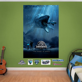 Jurassic World Aquarium Mural Wall Mural