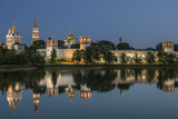Novodevichy Convent at Night. Photographic Print by  Sachkov