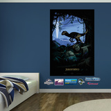 Jurassic World Movie Poster Mural Wall Mural