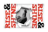 Rise & Shine 3 Giclee Print