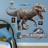 Indominus Rex - Jurassic World - Fathead Jr. Wall Decal