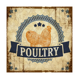 Poultry 2 Giclee Print