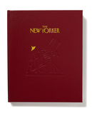 2016 Desk Diary Ruby Red Desk Diary (no personalization)