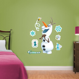 Olaf - Frozen Fever - Fathead Jr. Wall Decal