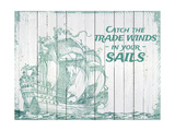 Trade Winds Giclee Print