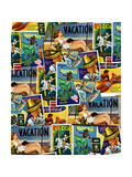 Travel Poster 2 Giclee Print