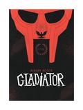 Gladiaattori Giclee-vedos tekijänä Chris Wharton