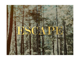 Escape Giclee Print by Leah Flores