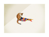 Cat Giclee Print by Jason Ratliff