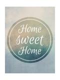 Home Sweet Home Giclee Print by Aiza Cheung
