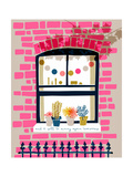 And it Will Be Sunny Again Tomorrow… Giclee Print by Francesca Iannaccone