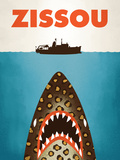 Zissou Giclée-trykk av Chris Wharton