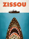Zissou Giclee-trykk av Chris Wharton