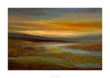 Evening Sky Reproduction procédé giclée Premium par Sheila Finch