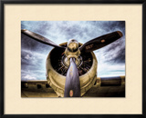 1945: Single Engine Plane Framed Photographic Print by Stephen Arens