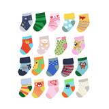 Mini Socks Giclee Print by Hanna Melin