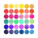 Garima Dhawan - Colourplay 6 Digitálně vytištěná reprodukce