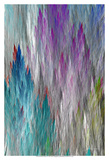 Brush Panels I Print by James Burghardt