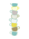 Skinny Latte Giclee Print by Catherine Aguilar