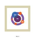 Christophe Gowans - Muse Digitálně vytištěná reprodukce
