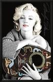 Marilyn Monroe Music Print