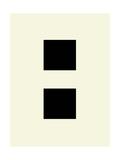 Dot Dot ジクレープリント : フィリップ・シェフィールド