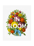 In Bloom Giclee Print by Chris Wharton