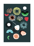 Seaflower Giclee Print by Francesca Iannaccone