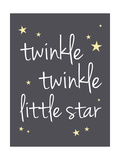 Twinkle Twinkle Little Star Giclee Print by Aiza Cheung
