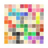 Garima Dhawan - Colourquilt III Digitálně vytištěná reprodukce