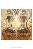 Coffee House III Prints by  Evelia Designs