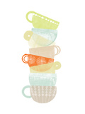 Cappucino Giclee Print by Catherine Aguilar