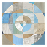 Circle Center II Prints by Julie Joy