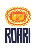 Roar Giclee Print by Chris Wharton
