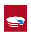 American Pie: Don Mclean Giclee Print by Christophe Gowans