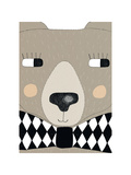 Big Bear Giclee Print by Seventy Tree